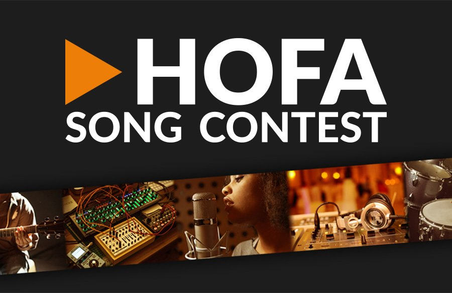 HOFA SONG CONTEST 2020 – Last Chance!